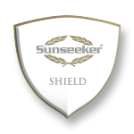 Sunseeker Shield Logo Large