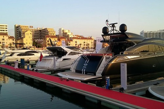 Coleman Marine Insurance Sponsor Sunseeker Portugal Office Launch