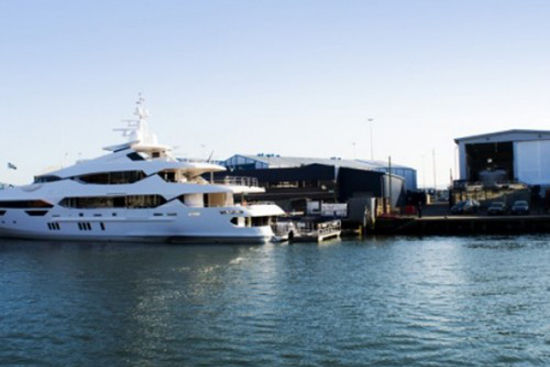 Coleman support Sunseeker Pre-Season Boat Show's VIP charity evening reception